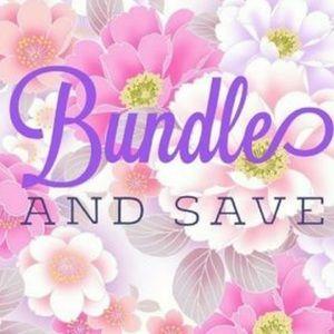 Bundle & Save $$$